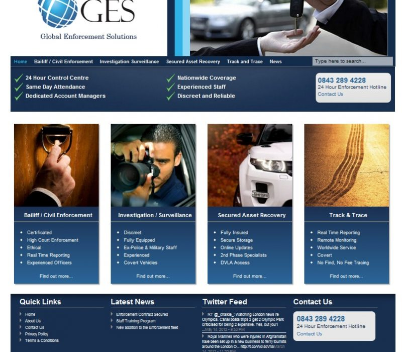GES Website