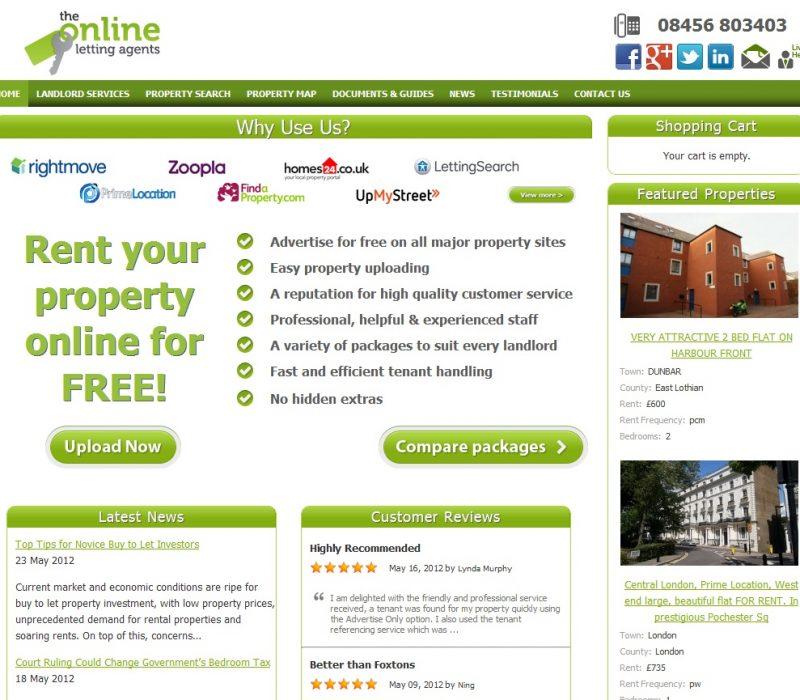 TOLA Homepage