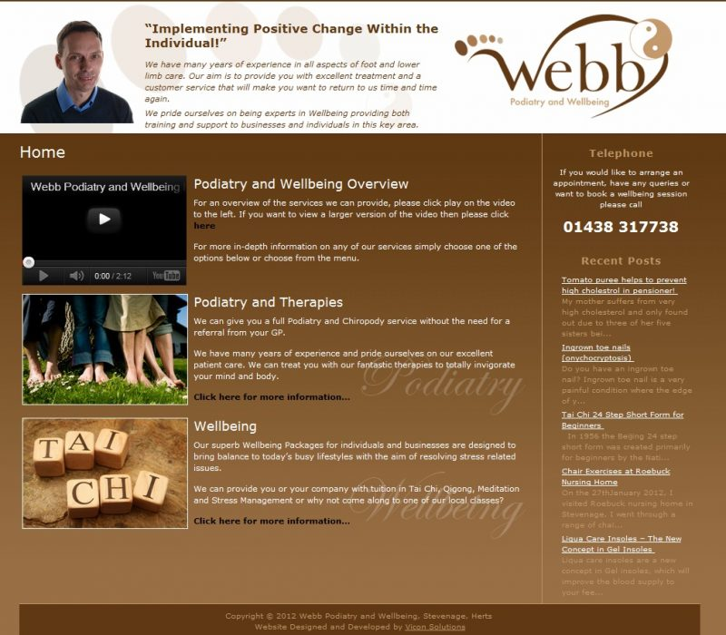 Webb_website