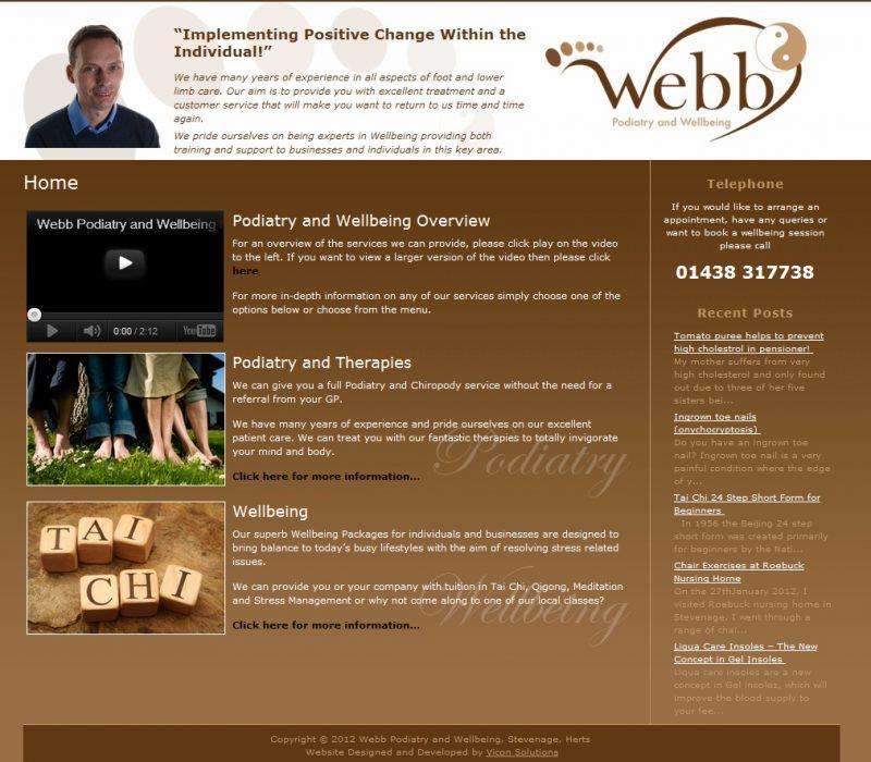Webb_website
