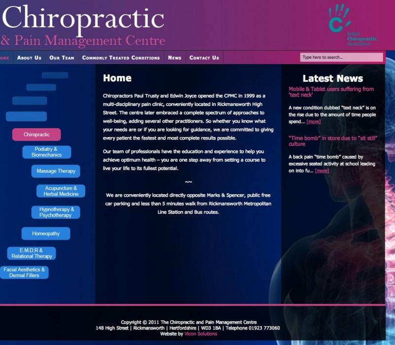 The CPMC Website